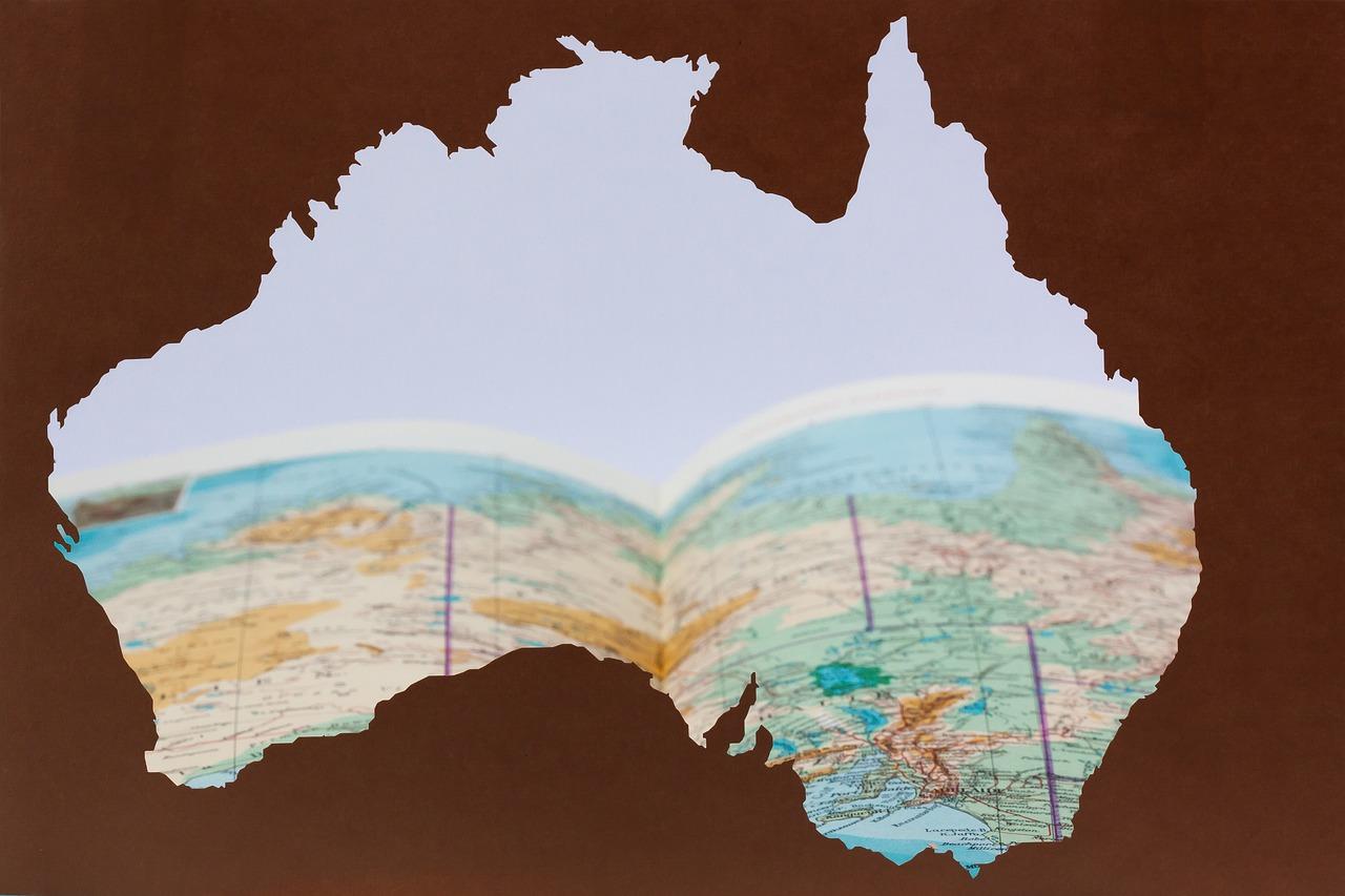 Australien rejser