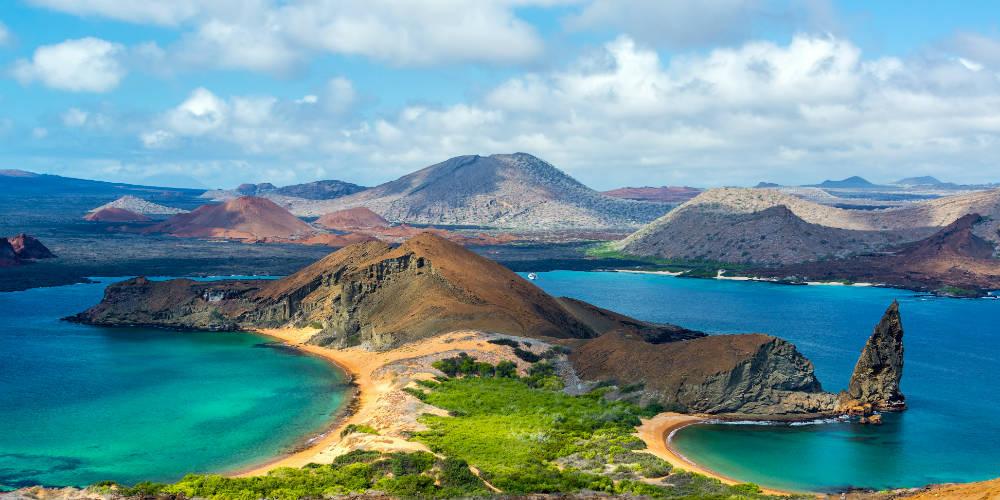 Bartolome Galapagos